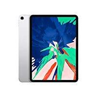 Apple iPad Pro 1st Generation (11-inch, Wi-FI + Cellular, 64GB) - Silber (Generalüberholt)