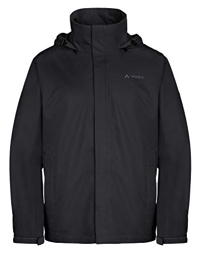 VAUDE Herren Jacke Men's Escape Light, Regene, black, 52, 043410105400