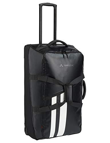 VAUDE Reisegepäck Rotuma 90, Großer Trolley fürs Reisen, 90 l, black, one Size, 142470100