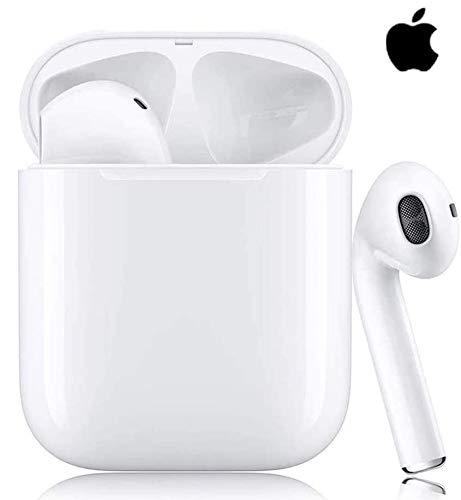 Bluetooth-Kopfhörer 5.0, kabellose Touch-Kopfhörer HiFi-Kopfhörer In-Ear-Kopfhörer Rauschunterdrückungskopfhörer,Tragbare Sport-Bluetooth-Funkkopfhörer,Für Airpods Android/IOS/Samsung