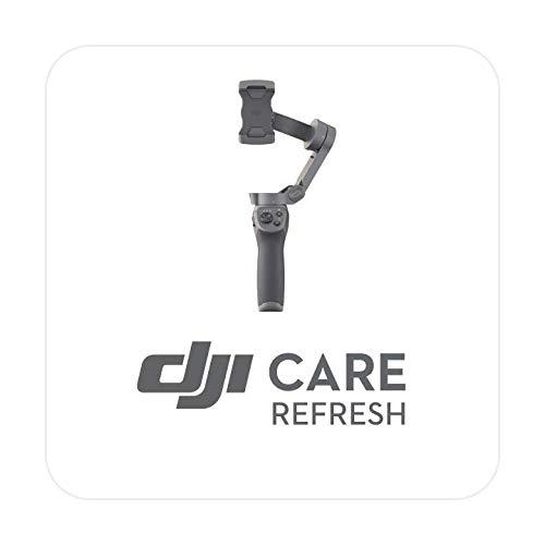 DJI Osmo Mobile 3 - Care Refresh, Garantie für OM3, bis zu zwei Ersatzprodukte innerhalb von 12 Monaten, schneller Support, Abdeckung von Sturz- und Wasserschäden, Aktiviert innerhalb von 30 Tagen