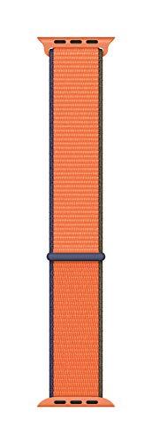 Apple Watch (44mm) Sport Loop, Kumquat - Regular