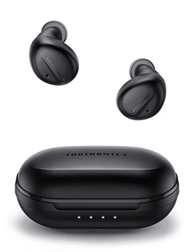 Active Noise Cancelling Kopfhörer Hybrid TaoTronics Bluetooth 5.1 Kopfhörer In Ear 32 Std. Spielzeit mit Single/Twin Modus Umgebungsmodus Touch Control Typ-C Schnellladen Ladekoffer für iPhone Android