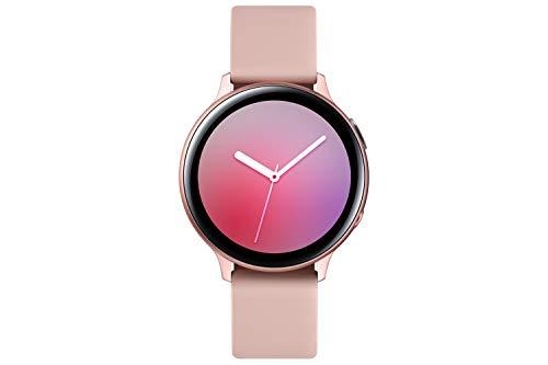 SAMSUNG Galaxy Watch Active 2 (Bluetooth) 44mm, Aluminum Rosa