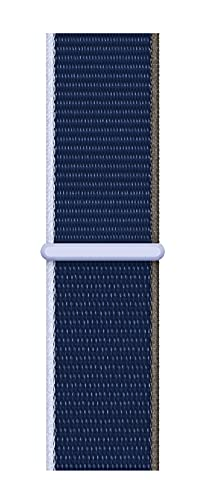 Apple Watch (40mm) Sport Loop, Tiefseeblau - Regular