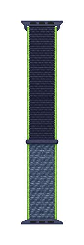 Apple Watch (44 mm) Sport Loop, Neonlimette