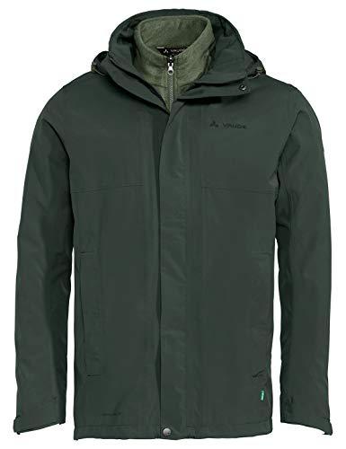 VAUDE Herren Men's Rosemoor 3in1 Jacket Doppeljacke, Spinach, L