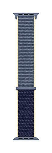 Apple Watch (40mm) Sport Loop, Alaska Blau
