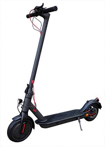 E-Scooter (ABE) mit Straßenzulassung (eKFV),20 km/h, 350 Watt, 7,8 Ah Lithium-Akku, Elektro Cityroller, E-Tretroller, E-Roller, Elektro Tretroller Elektroroller, Futura