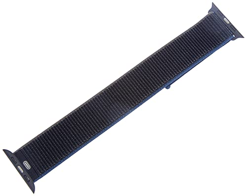 Apple Watch (44mm) Sport Loop, Dunkelgrau - Regular