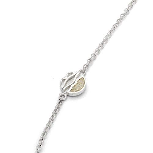 DUR Damen Armband'Ebbe und Flut' aus 925er Silber A1550