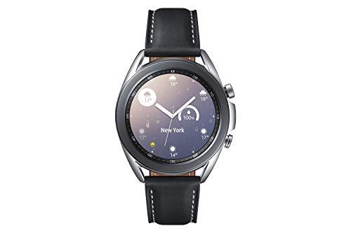 Samsung R850 Galaxy Watch 3 41mm BT Mystic Silver, SM-R850NZSAEUE