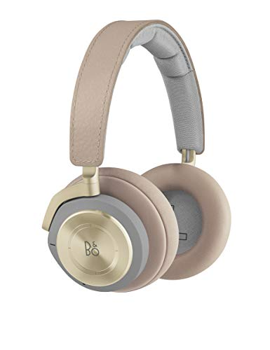 Bang & Olufsen Beoplay H9 (3. Generation) Kabelloser Bluetooth Over-Ear-Kopfhörer – Active Noise Cancellation, Transparenzmodus, Voice Assistant und Mikrofon, Argilla Bright