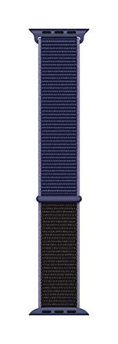 Apple Watch (44mm) Sport Loop, Mitternachtsblau
