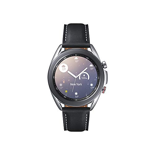 Samsung Galaxy Watch 3 R855 41 mm Version 4G Mystic Silver [+ Amazon-Kaufgut] [French Version]