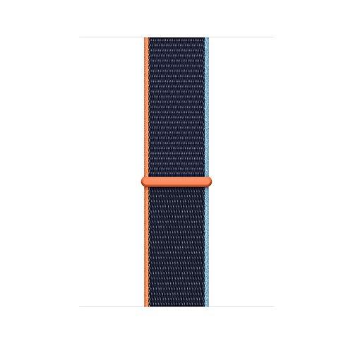 Apple Watch (44mm) Sport Loop, Dunkelmarine - Regular