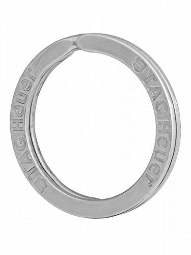 TAG Heuer Ring Schlüsselring aus Edelstahl