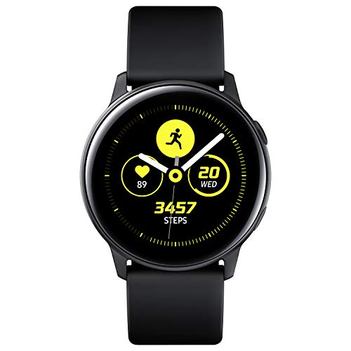Samsung Galaxy Watch Active, Schwarz - UK Version