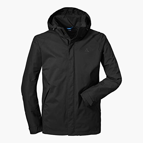 Schöffel Herren Jacke Jacket Easy M4, black, L_52, 22856