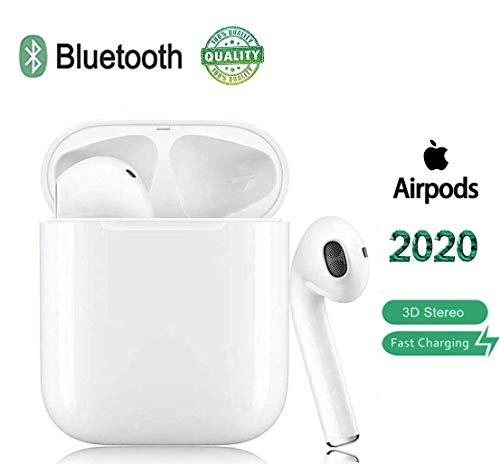 kabelloses Bluetooth 5.0-Headset, integriertes Touch-Headset, tragbare TWS-Ladetasche, wasserdichtes Sport-Headset mit Geräuschreduzierung, kompatibel mit Apple/AirPods Pro/Android/Huawei