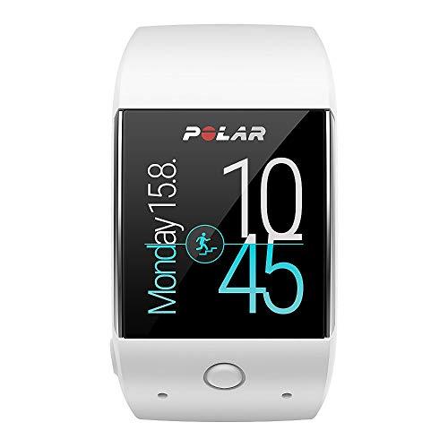 Polar Smartwatch M600, weiß, M/L, 90062398