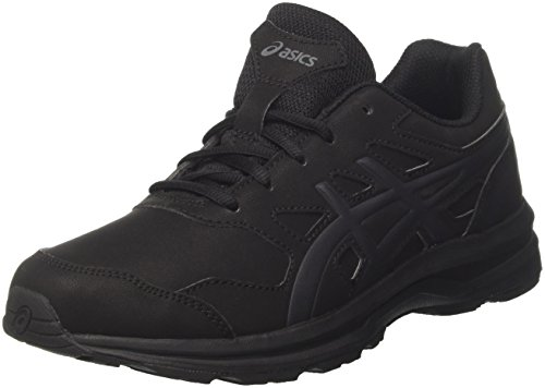 ASICS Herren Gel-Mission 3 Walkingschuhe, Schwarz Black Carbon Phantom 9097, 43.5 EU