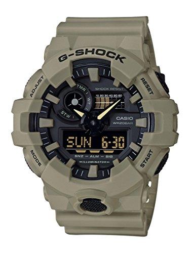 Casio G-Shock Herren Harz Uhrenarmband GA-700UC-5AER