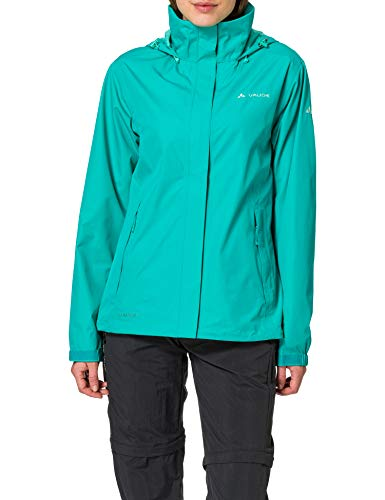 VAUDE Damen Women's Escape Light Jacket Jacke, Riviera, 40