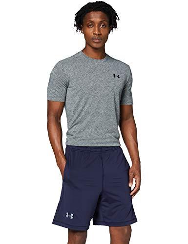 Ultraleichte Trainingshose – Die Herren Short ist aus leichtem, glattem Material und bietet durch ihren losen Schnitt absoluten Komfort