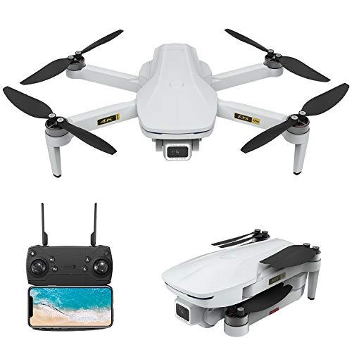 EACHINE EX5 Drohne mit Kamera 4K GPS 5G WiFi 1KM FPV 60 Min. Flugzeit 229g Ultraleichte Faltdrohne Brushless Verfolgermodus Automatische Rückkehr Gestenerkennung OptischePositionierung Einstiegsdrohne