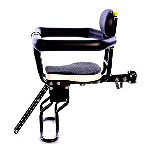 Fahrradsitz Kindersitz Vordersitz Mountainbike Sitz Reitbedarf Kann for Fahrrad Mountainbikes verwendet werden