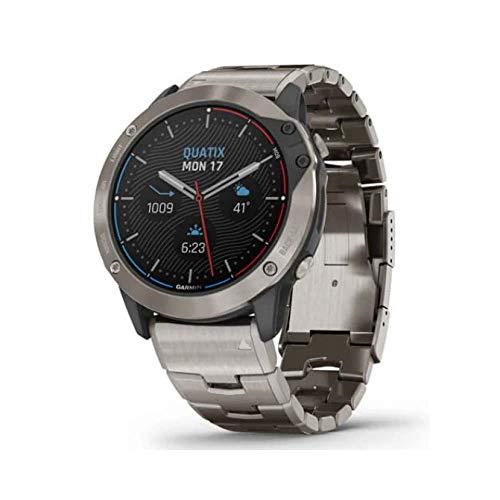 Armbanduhr Garmin QUATIX 6X SOLAR 010-02157-31