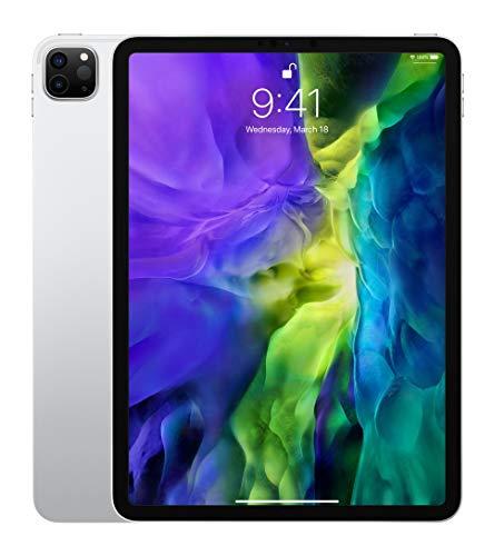 2020 Apple iPad Pro (11', Wi-Fi, 128GB) - Silber (2. Generation)