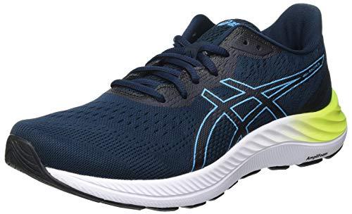 ASICS Herren 1011B036-401_45 Running Shoes, French Blue Digital Aqua, EU