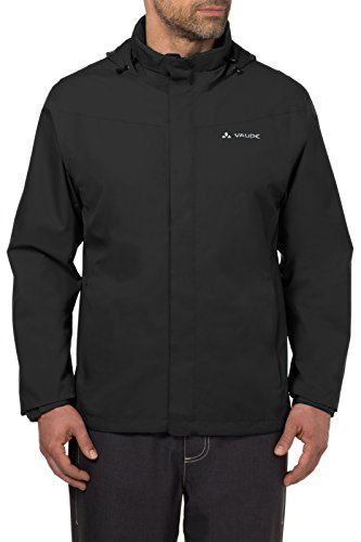 VAUDE Herren Jacke Men's Escape Bike Light Jacket, black, XXL, 050180105600
