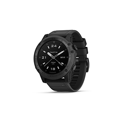 Garmin Tactix Charlie - Smartwatch Black, 010-02085-00