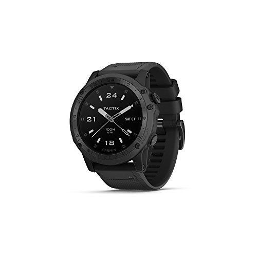 Garmin Tactix Charlie - Smartwatch Black, 010-02085-00
