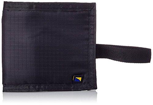 Leichte Sicherheits-Brieftasche Travel Blue 701 Schwarz Geheime Gürteltasche Schmal Flach & Kompakt Reise Kartenetui Unisex
