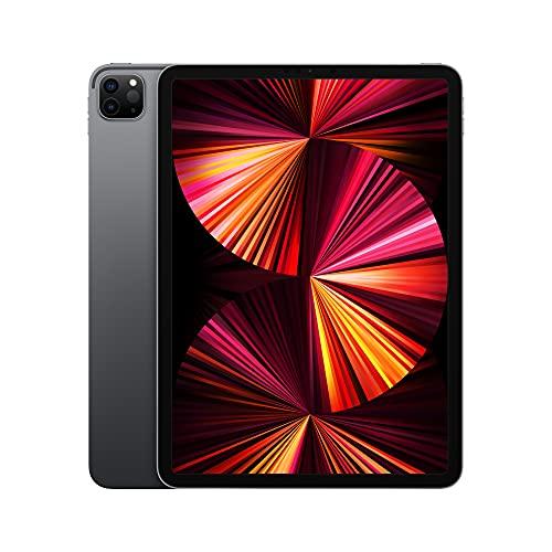 2021 Apple iPadPro (11', Wi-Fi, 128GB) - Space Grau (3. Generation)