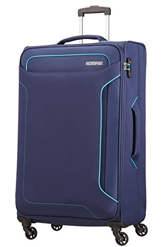 American Tourister Holiday Heat Spinner 79.5 cm, 3.8 KG, 108 L, Navy Blue