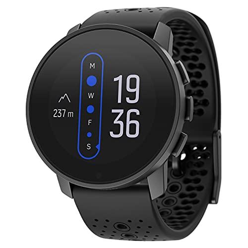 Suunto 9 Peak GPS-Sportuhr mit langer Batterielaufzeit und Herzfrequenzmessung am Handgelenk