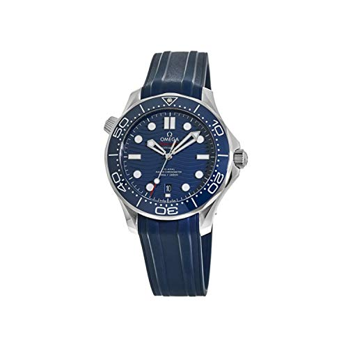 Omega Seamaster Diver 300M 42 MM Blue Dial Automatic Watch 210.32.42.20.03.001