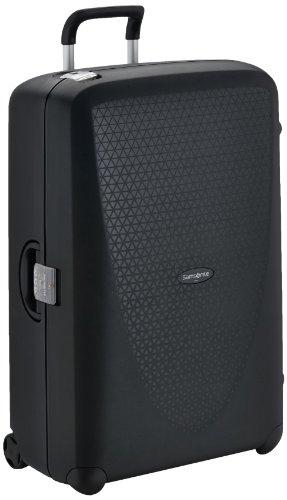Samsonite Termo Young Upright XL Koffer, 82 cm, 120 L, Schwarz (Black)