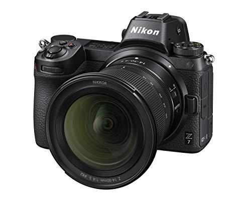 Nikon Z 7 KIT 14-30 mm 1: 4 S, 45.7 MP, Extrem hochauflösende spiegellose Vollformat-Systemkamera
