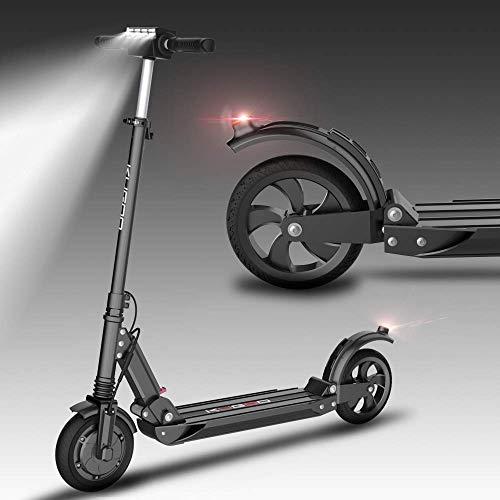 Freego Elektro Scooter Adult,Elektroroller Erwachsene, 350W-Motor, 28 km Langstrecke Batterie, einfaches Zusammenklappen und Tragen, bequemes schnelles Pendeln, LCD-Display E-Roller