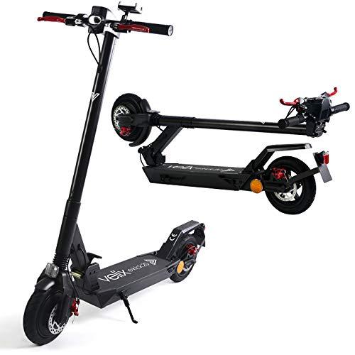 velix E-Kick 20 km/h E-Scooter E-Roller mit Straßenzulassung eKFV - 350W Elektroroller Elektro-Tretroller