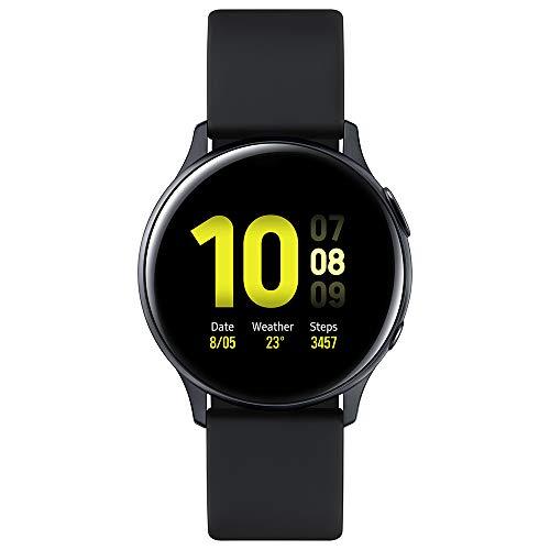 Samsung Galaxy Watch Active2 Aluminum, 44 mm, Bluetooth, Black