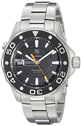 TAG Heuer Aquaracer Herren-Armbanduhr 43mm Schweizer Quarz WAJ1110.BA0870