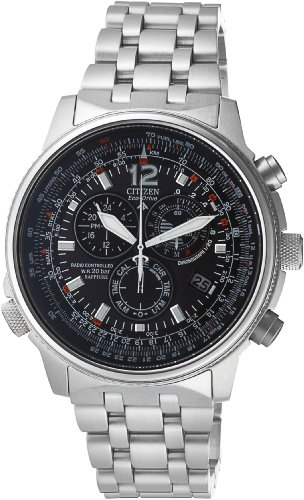 Citizen Promaster Sky Pilot Funkchronograph Herrenuhr AS4020-52E