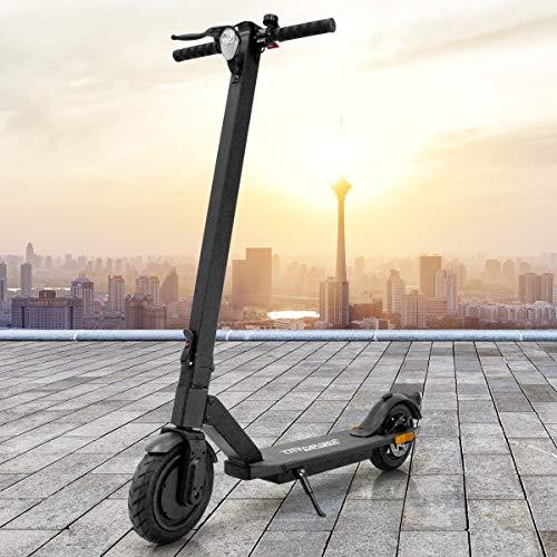 ECD Germany City Explorer E-Scooter Scooter Elektroroller Roller mit Straßenzulassung StVZO 250W - bis 20km/h - 30km Reichweite - klappbar - Vorder- und Rücklicht - Elektroscooter E-Roller Tretroller